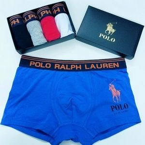 Polo boxer briefs 4-pack